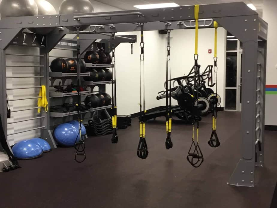 Ferox 365 Fitness Gym Mooresville Lake Norman TRX workout equipment