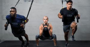 trx fitness gym class lake norman