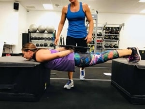 personal training mooresville