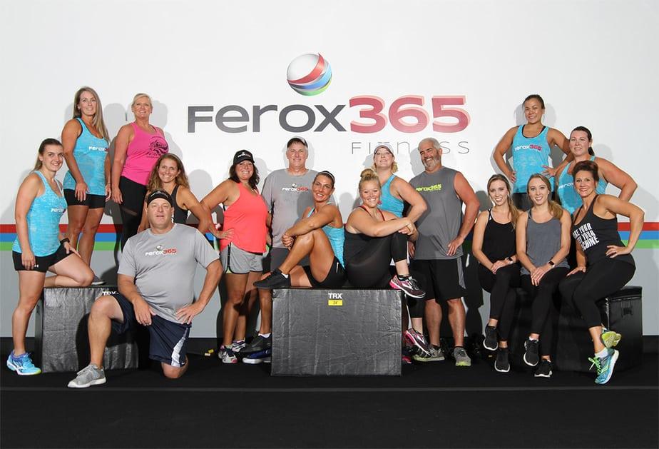 Ferox 365 Fitness Mooresville Lake Norman