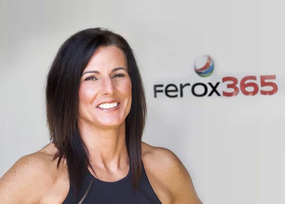 Kim Contino Ferox365 Certified TRX coach personal trainer Lake Norman